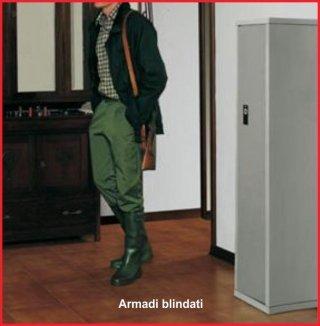 Armadi blindati Volpinfissi - Pavia - Vigevano (PV)