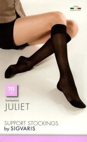 Juliet Sigvaris - Gambaletto maglia rete