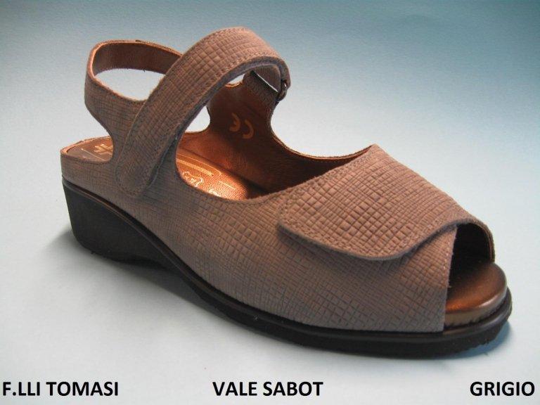 F.LLI TOMASI - VALE SABOT - GRIGIO