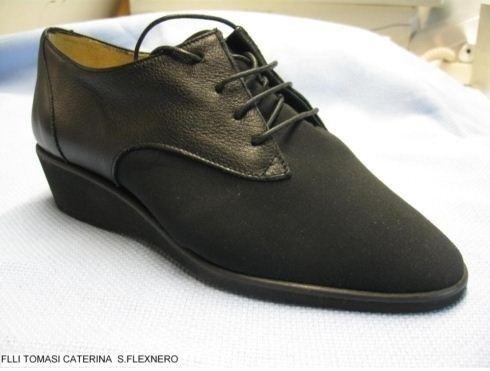 F.lli Tomasi - Caterina - Tomaia elasticizzata - Nero