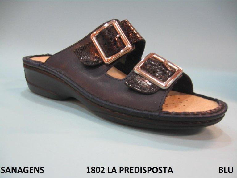 SANAGENS - 1802 LA PREDISPOSTA - BLU