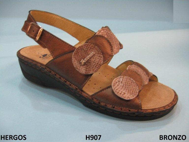 HERGOS - H907 - BRONZO