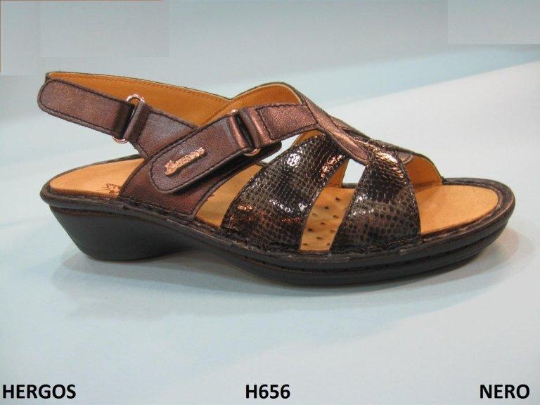HERGOS - H654 - NERO