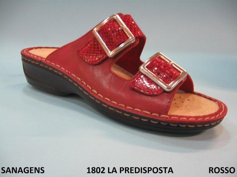 SANAGENS - 1802 LA PREDISPOSTA - ROSSO