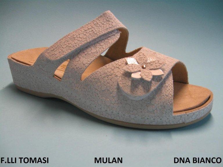 F.LLI TOMASI - MULAN - DNA BIANCO