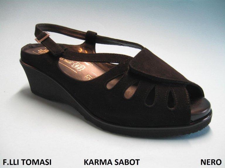 F.LLI TOMASI - KARMA SAGOT - NERO