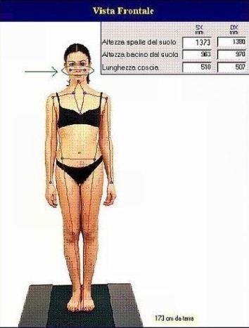 Body analisis capture