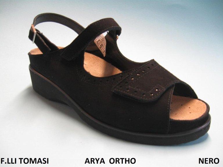 F.LLI TOMASI - ARYA ORTHO - NERO