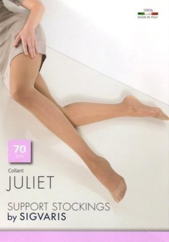 Juliet Sigvaris - Collant maglia a rete