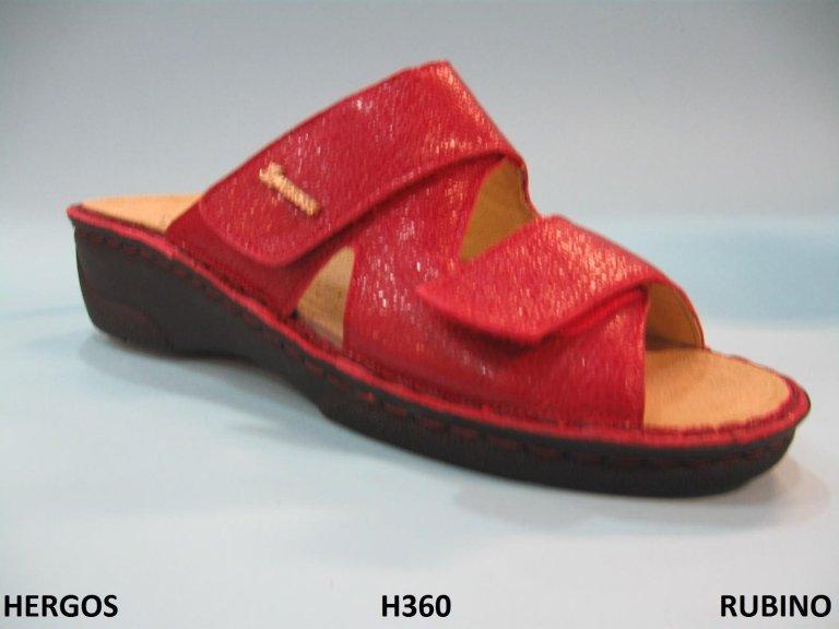 HERGOS - H360 - ROSSO