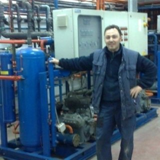 Costruzione impianti di refrigerazione