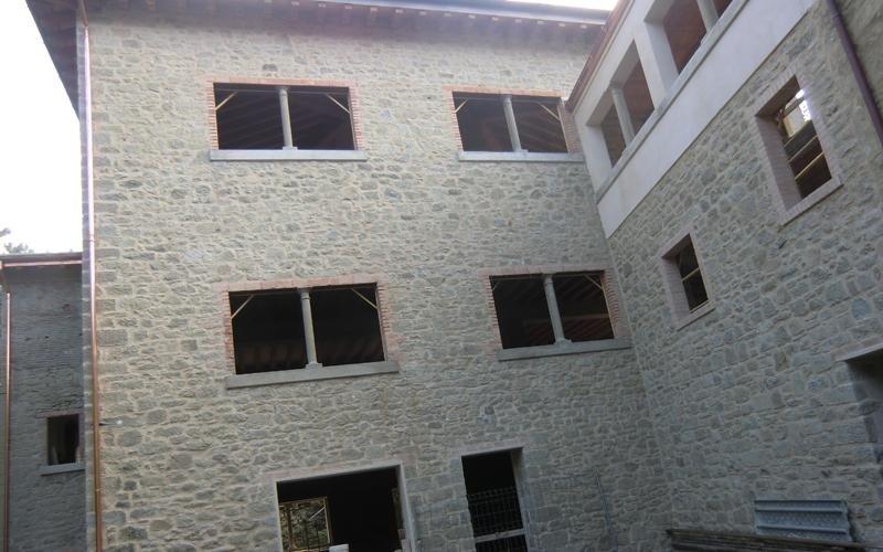 esterno castello Sestola