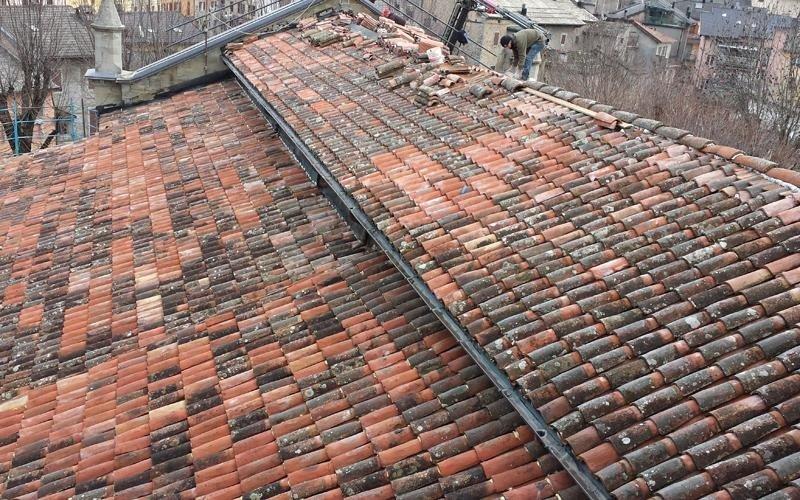 restauro pieve Fanano