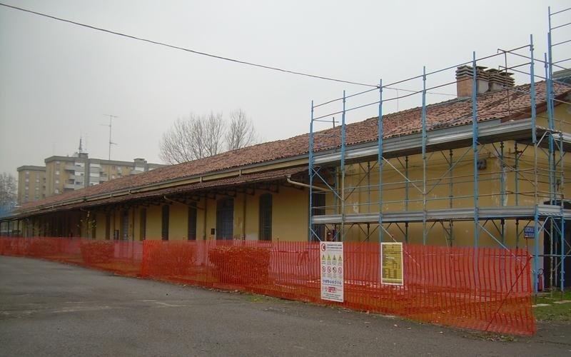 ristrutturazione caserma Pisacane