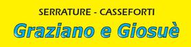 SERRATURE CASSEFORTI GRAZIANO E GIOSUE'_Logo