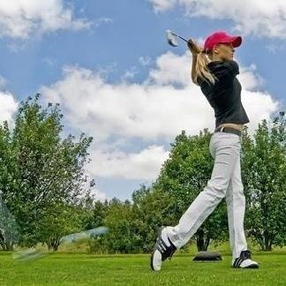 pilates per golf