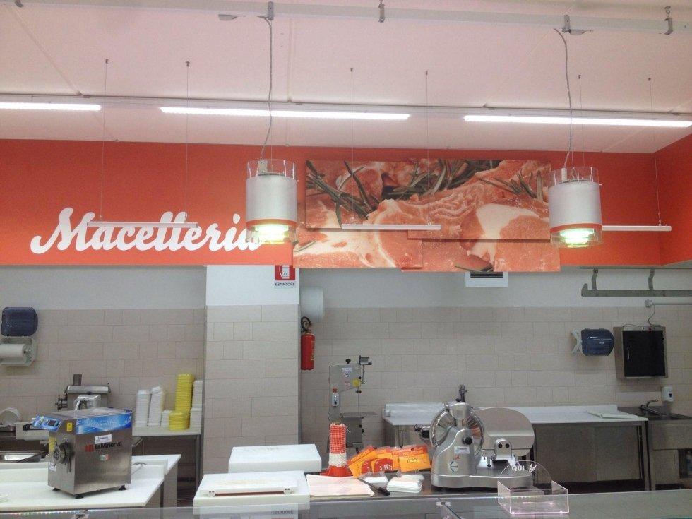 display per macellerie
