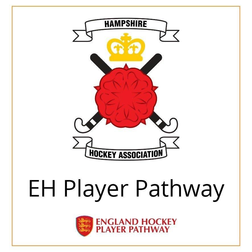 Logo of the Hampshire Hockey Association