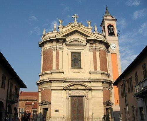Chiesa Parrocchiale SS. Cornelio e Cipriano a Cerro Maggiore
