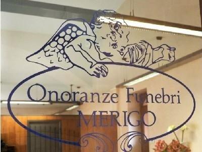logo Onoranze Funebri Merigo