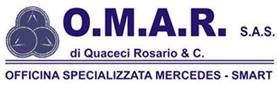 O.M.A.R. Officina specializzata Mercedes- Smart logo