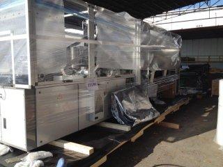 materiale per servizi logistici