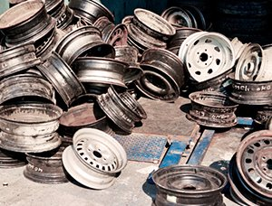 sydney copper recycling alloy wheels