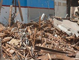 sydney copper recycling demolition site