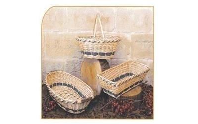 cestini per confezioni natalizie