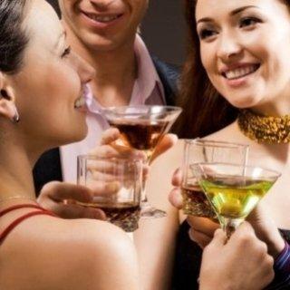aperitivo in limousine roma