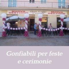 Noleggio gonfiabili roma