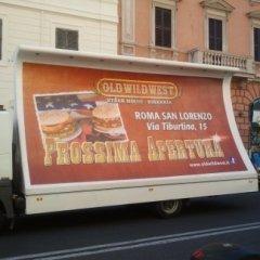 camion vela roma, nuova apertura ristorante