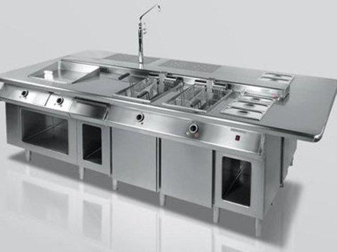 produzione cucine industriali
