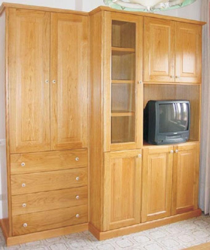 Arredamenti su misura in legno