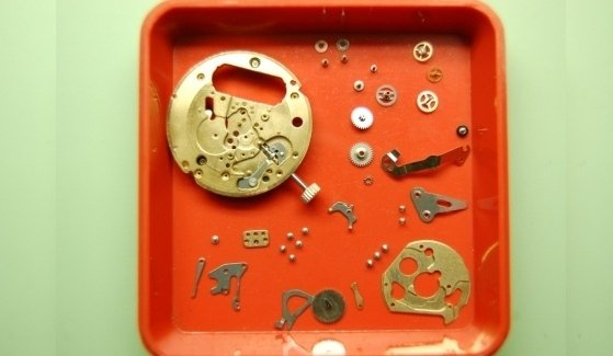 Ingranaggi di orologi