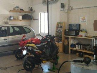 Elettrauto per motoveicoli