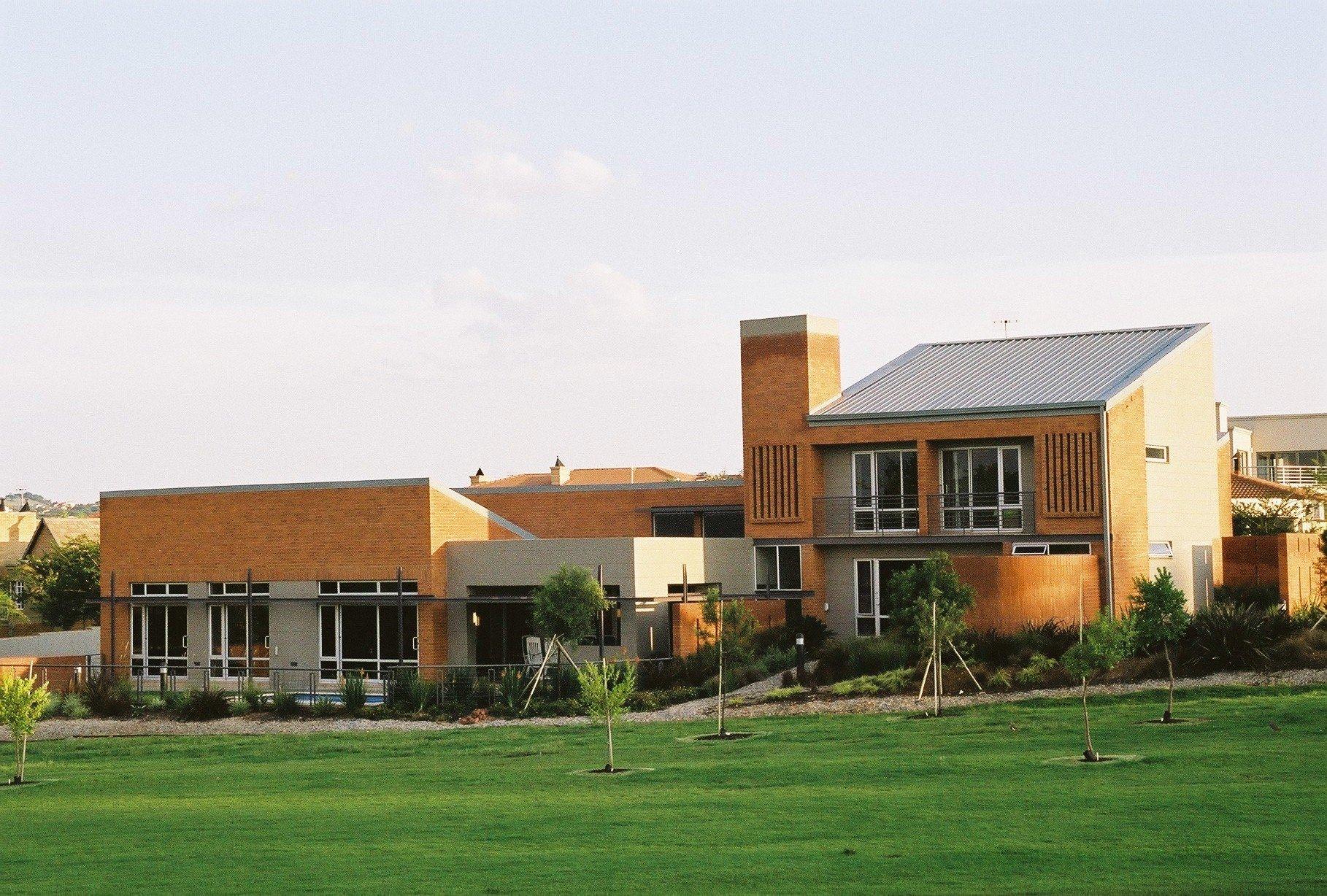 Jeremie Malan Architects and Interiors House Dickenson