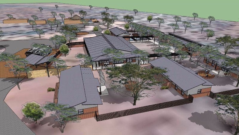 Jeremie Malan Architects and Interiors SANParks - Mapungubwe Hostel Accommodation