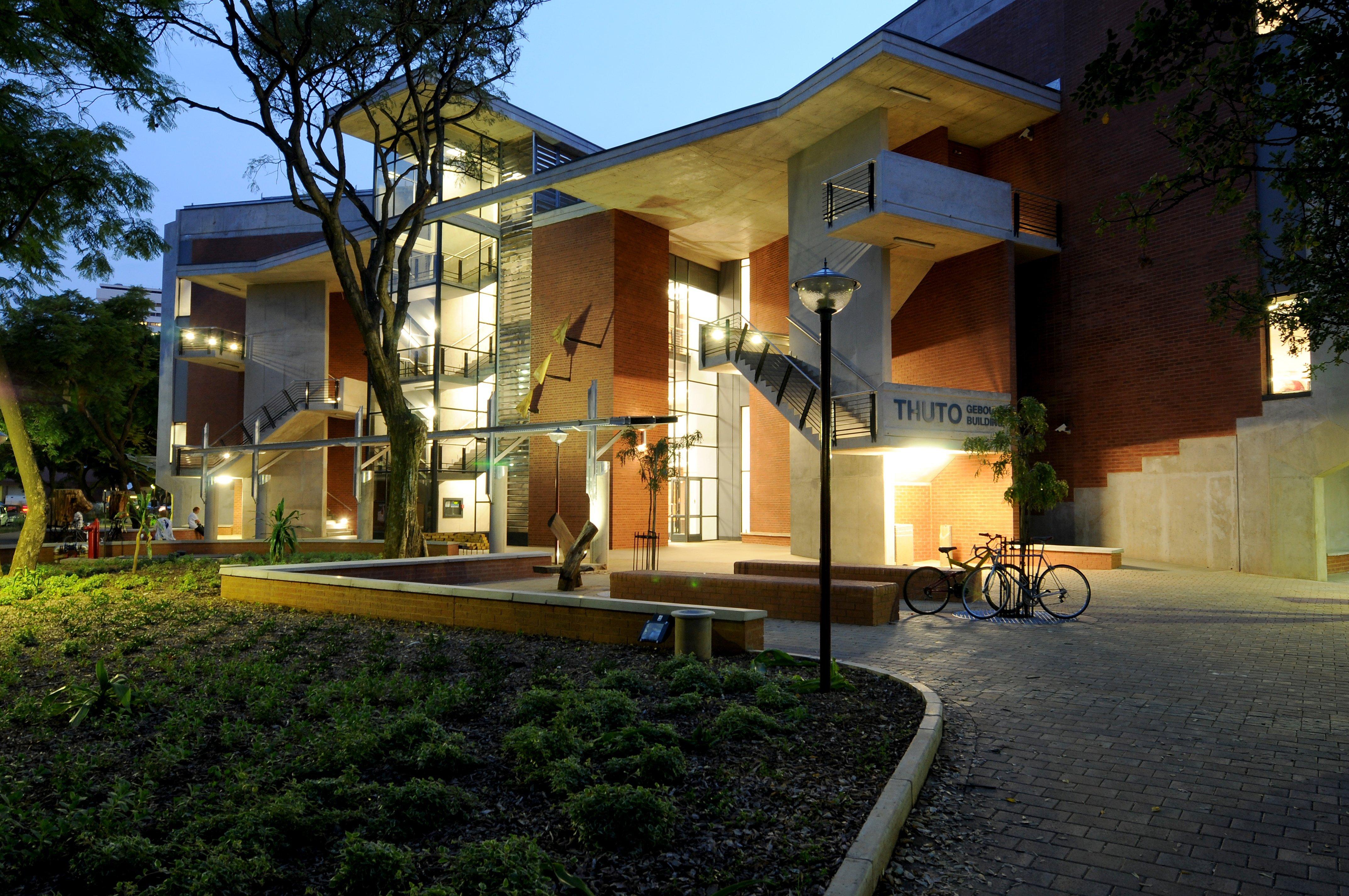 Jeremie Malan Architects and Interiors Lecture Hall Complex, University of Pretoria