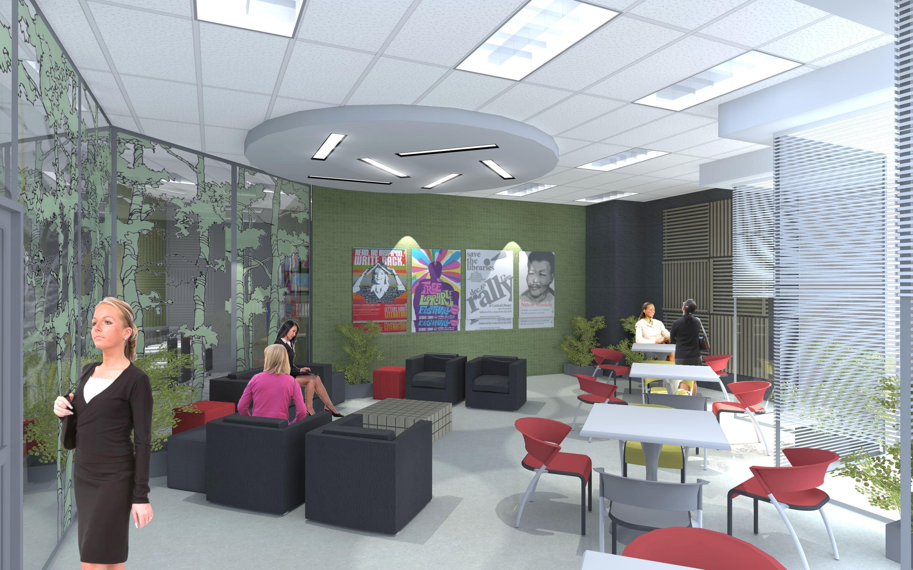 UNISA Florida Campus   Refurbishment