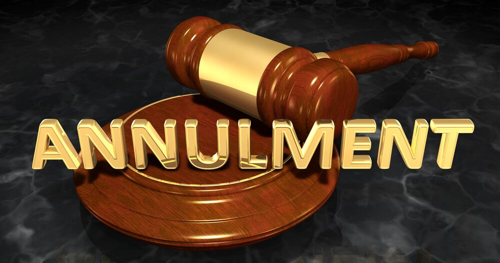 Annulment of Marriage as An Alternative to Divorce