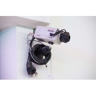 telecamera a rotazione
