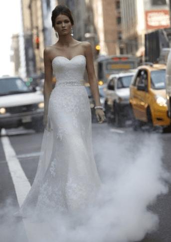 tessuto sposa