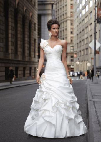 abito sposa doppio
