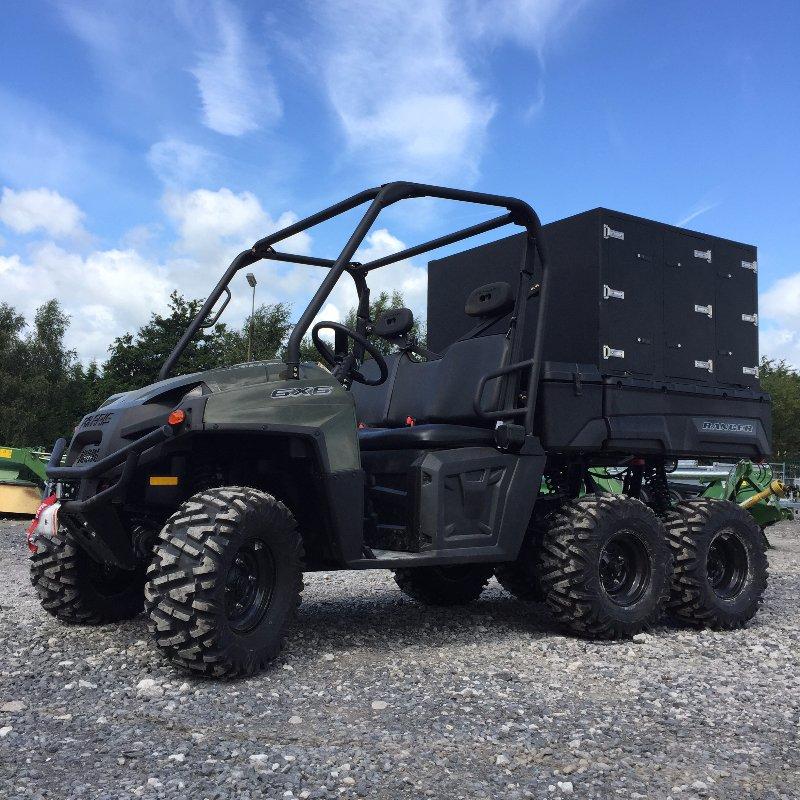 ATV Storage System