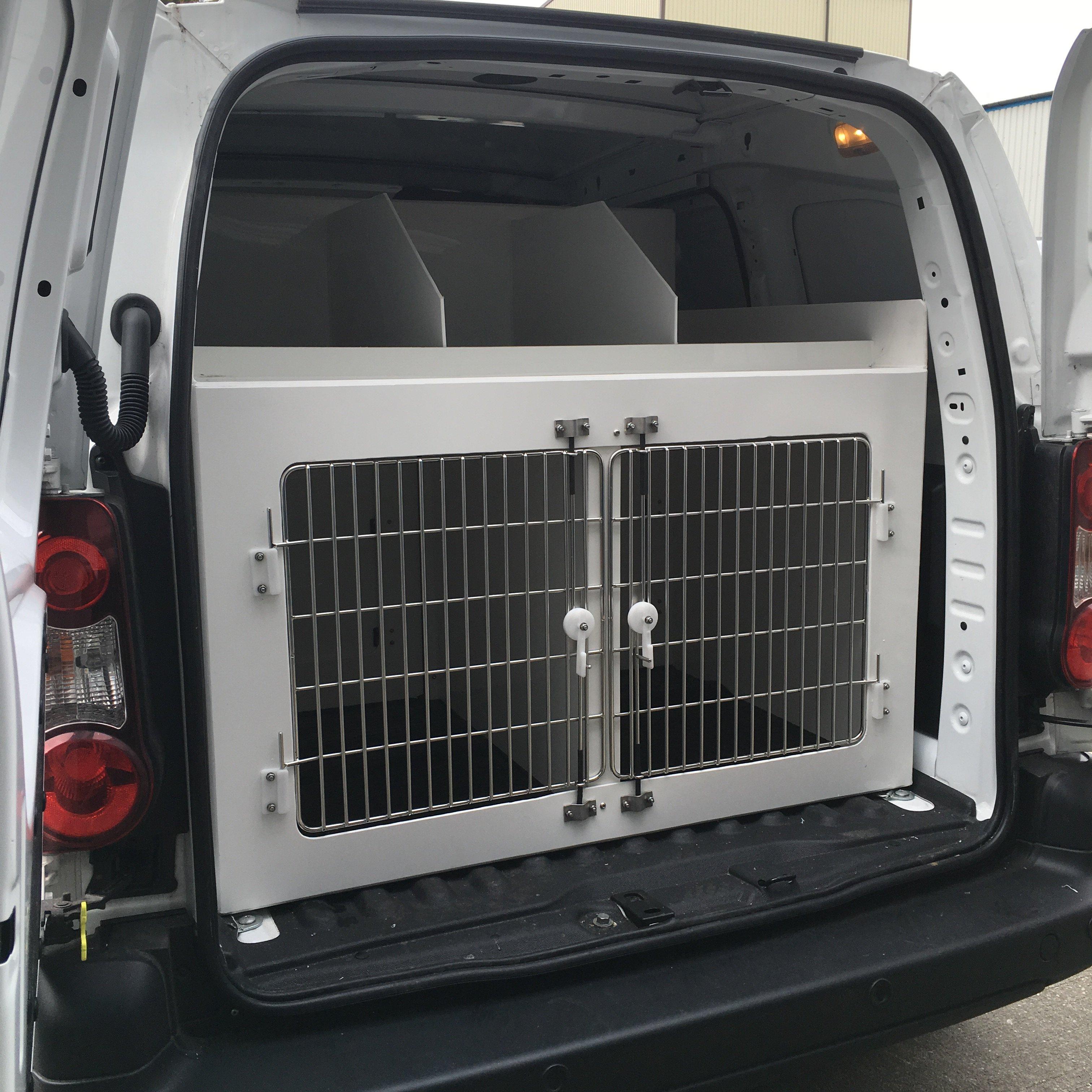Pet Ambulance Conversion