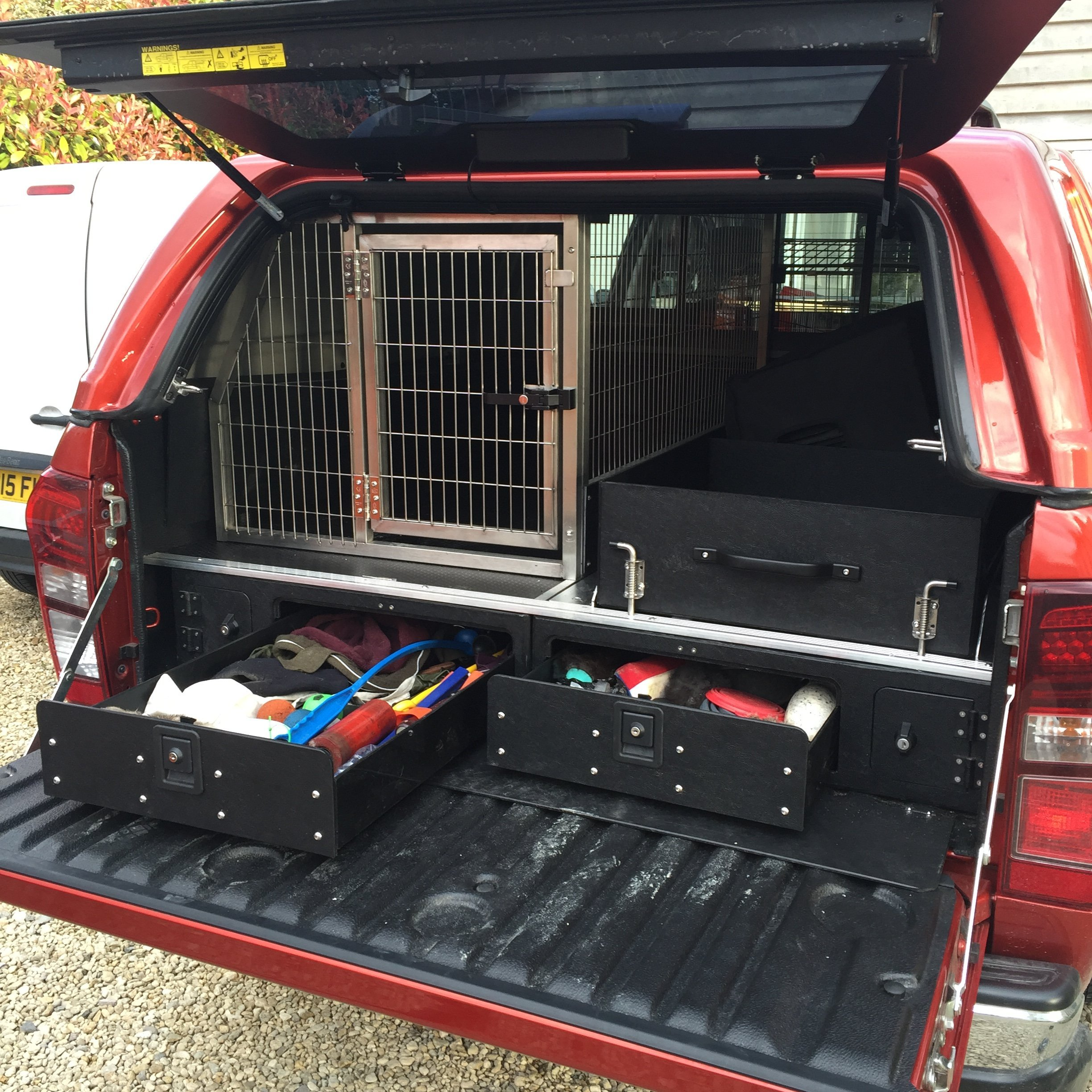 Custom Pick-Up Systems