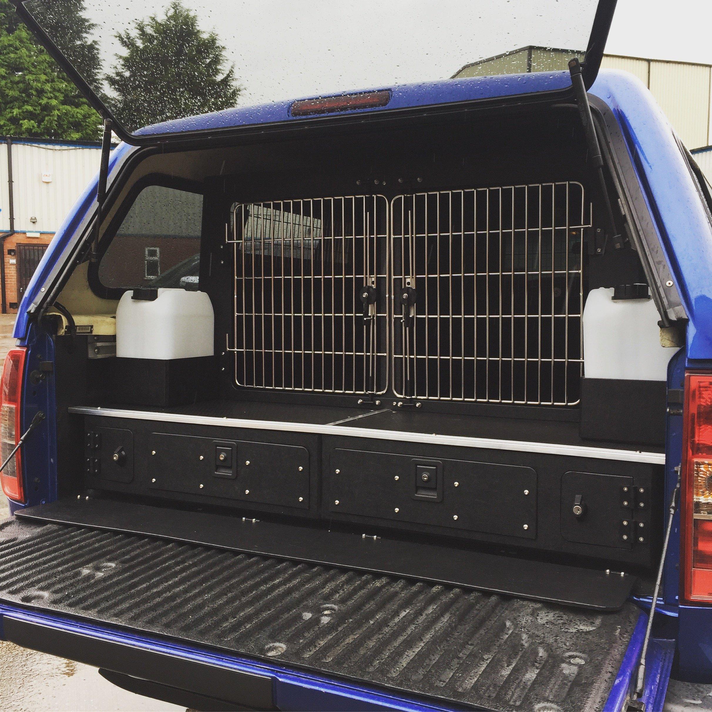black cage