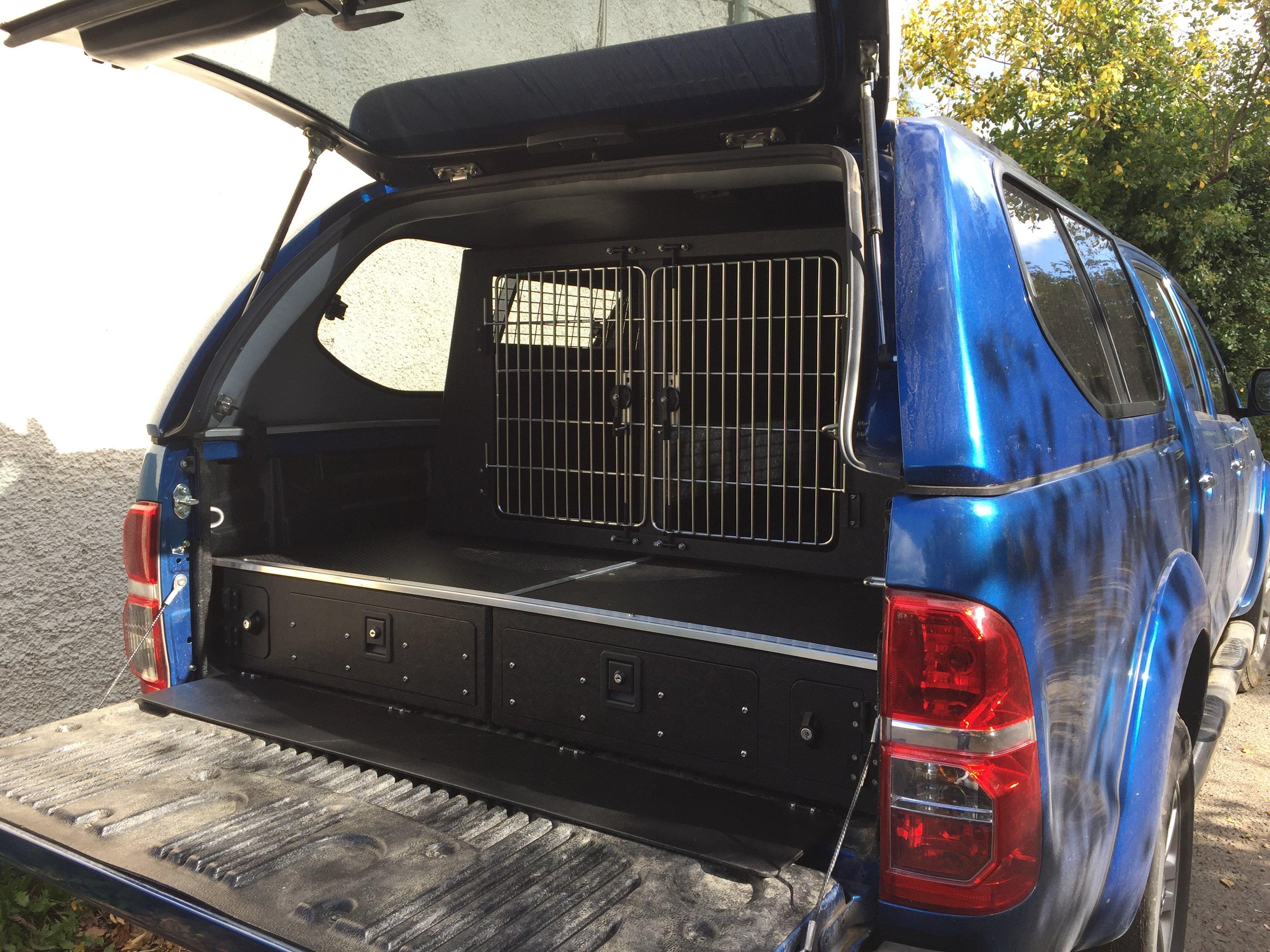 custom built van
