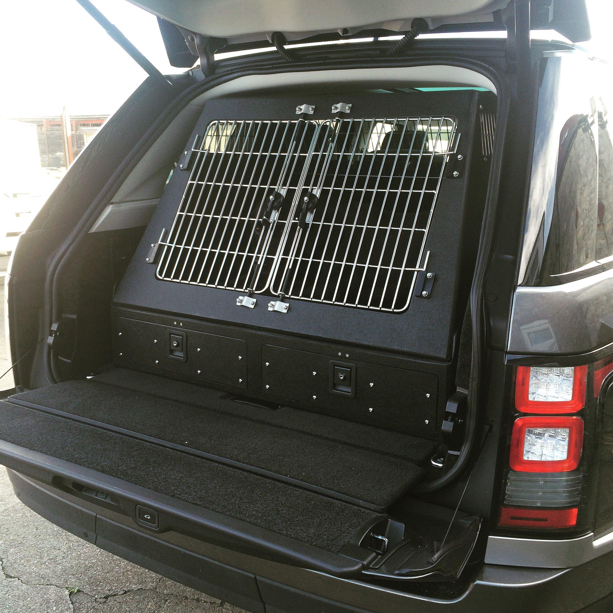 Range Rover Dog Box